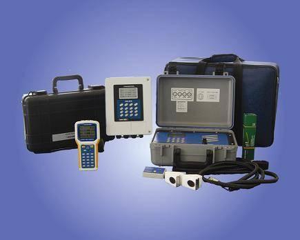 DMTFB Clamp-on ultrasonic flowmeter
