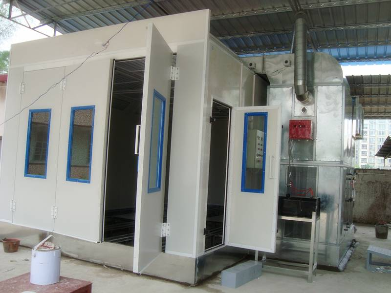 European Customized Paint Spray Booth