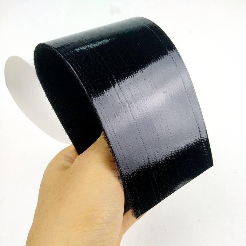 Strong adhesive backed hook and loop tape high temperature sticky back touch fastener
