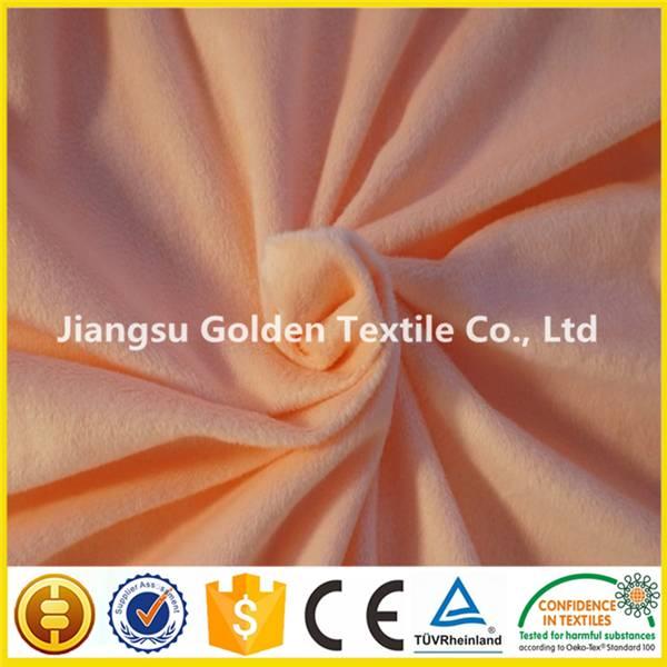 Plush Fabric/PV Fleece/PV Fabric China Manufacture