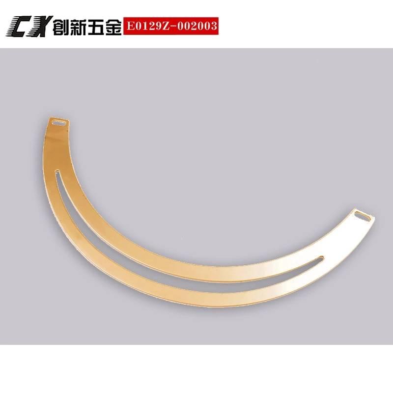 Factory direct metal squares bracelet