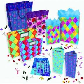 Fashion Paper Shopping Bags Supplier