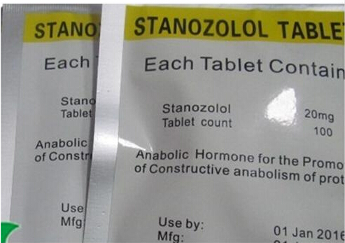 Sell Stanozolol steroids tablets best price onlie