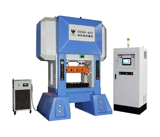 DDH-45T motor lamination press