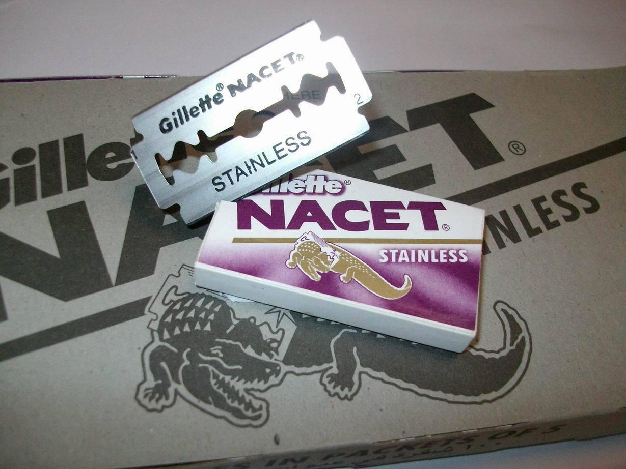 brands of shaving razor blade