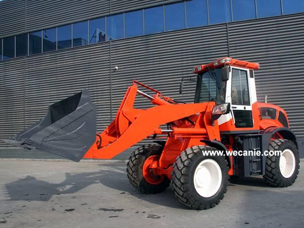 China wheel loader factory supply good price wheel loaders