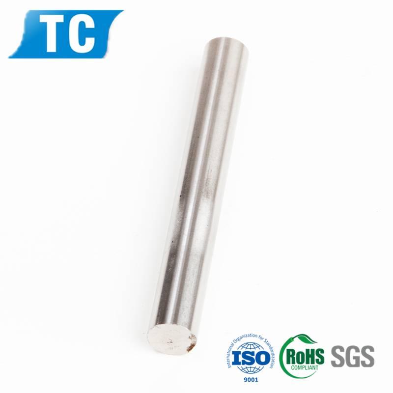 Nickel Coating N52 Neodynium Cylinder Magnets