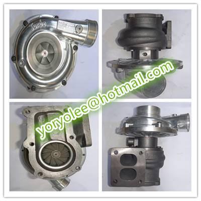 6SD1 turbocharger 114400-4380 for Hitachi EX330-3