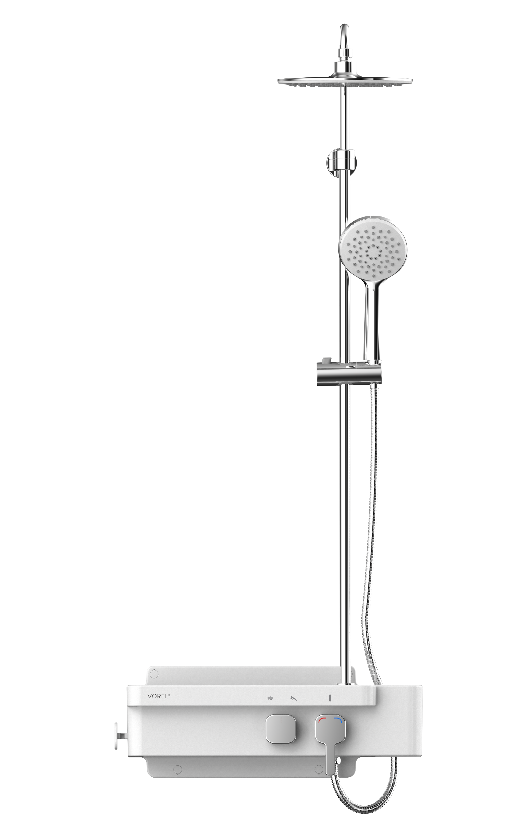 EH-2000 - Smart Shower