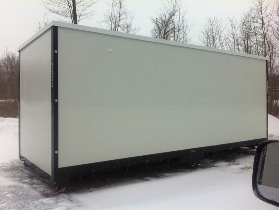 Flatpack Folding Container WarehouseContainer House manufacturer prefab storage units