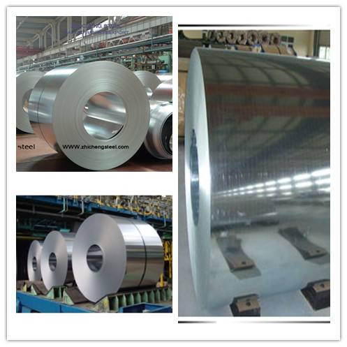 Hot dipped galvanzied steel coils in sheet as base matrial for PPGI