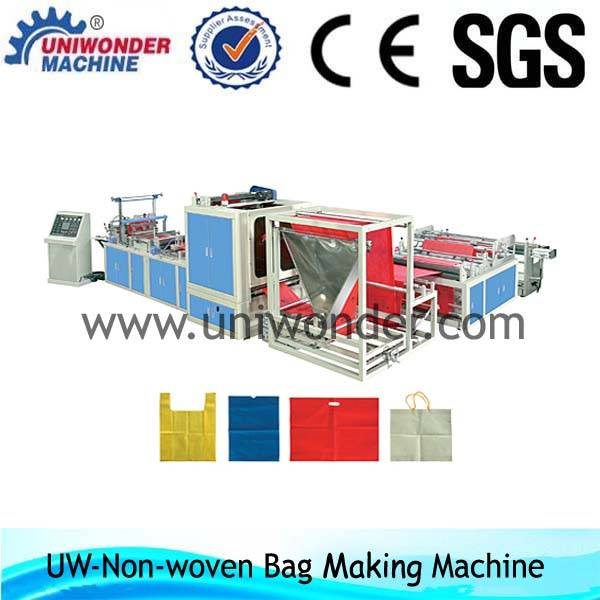 Automatic Non-woven Bag Making Machine