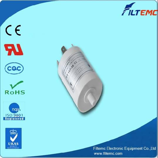 Household appliance filter/EMI Filter