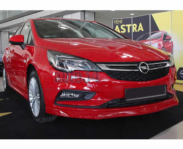 Opel Astra Body Kits