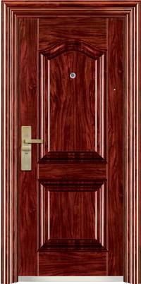 cheap exterior steel door