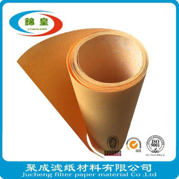 High efficient air filter paper