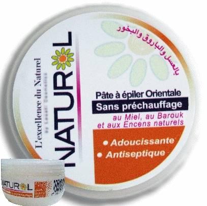 Natural oriental Epilation Wax