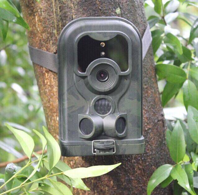 2.0 inch 12MP Infrared Hunting Camera with Motion detection, TF card slot