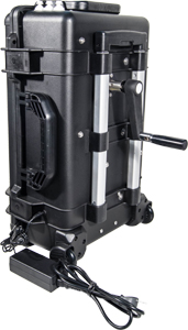 Portable R/O Water Purification Equipment by Dual Driving (Electric Power & Non-powered)