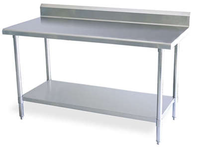 Stainless Steel Work Table FSW-3060UDEB