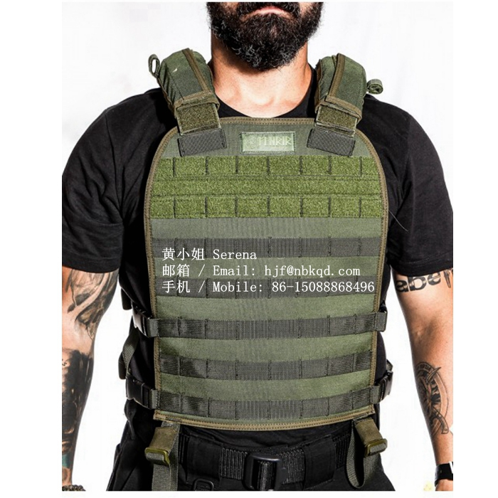 22 oz Ranger Green Hypalon Fabric for Tactical Suspenders