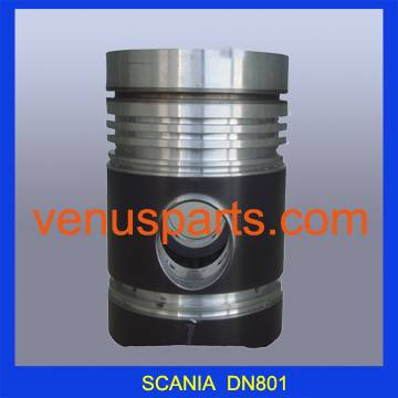 Scania engine parts piston 7.81,8.71,DN801,DSJ801
