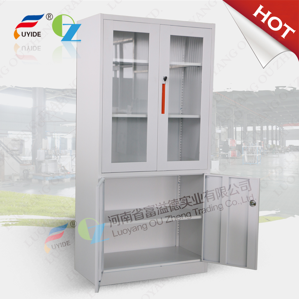 Storage cabinet dimension:H1850XW900XD400mm, Factory supply price steel cupboard price