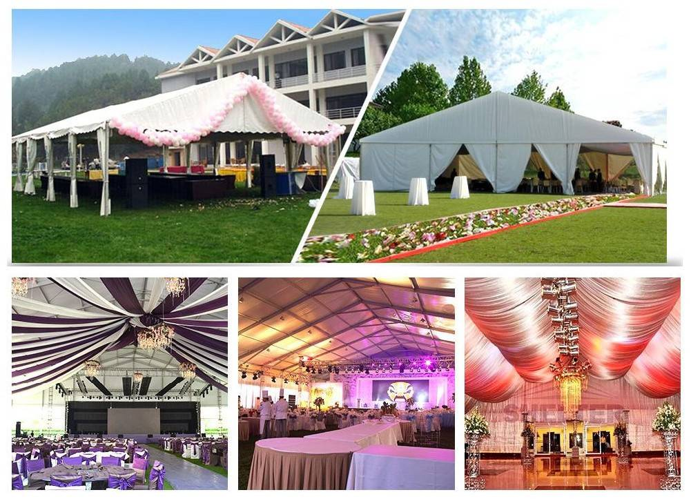 marquee, pagoda tent, Event structures, event tent, Clear span structures, trade show tent, party te