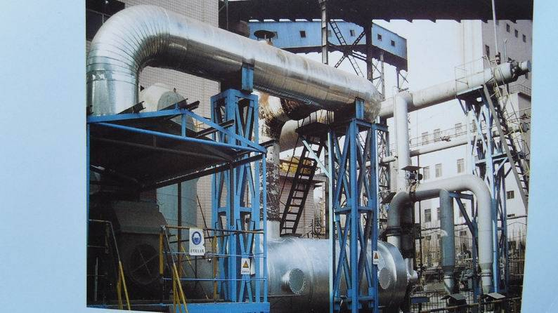 Coal Injection Fired Furnace for Blast Furnace