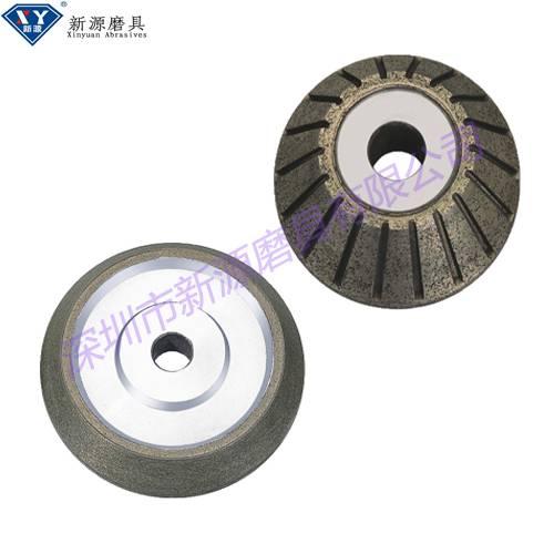 45 degree Segmented Miter Diamond Wheel, diamond grinding wheel for glass