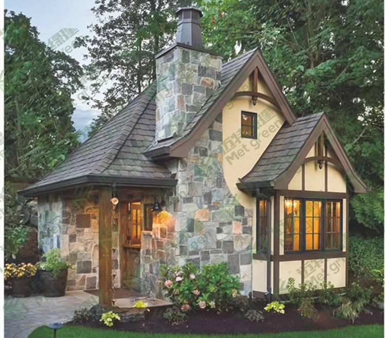 Light Steel Structure Prefab Houses
