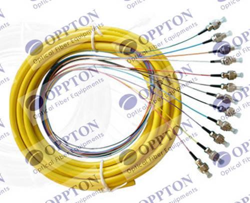 4/6/8/12 core FC/SC/ST/LC Bundle optical pigtail