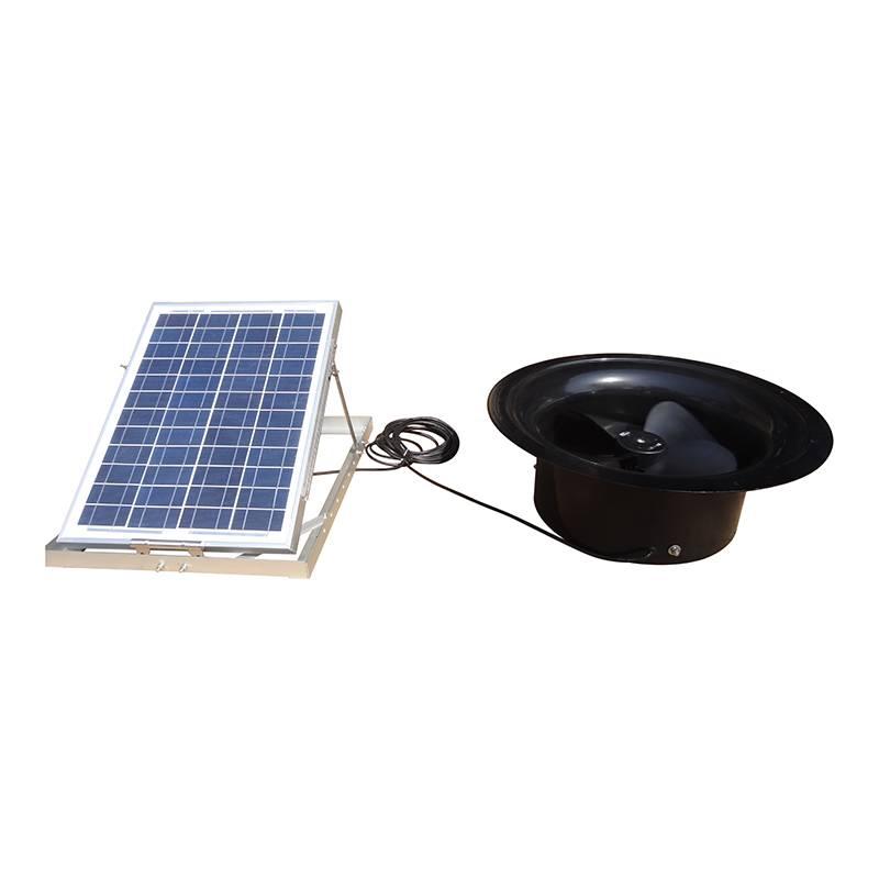 10w,20w,25w,30w,50w solar gable fans