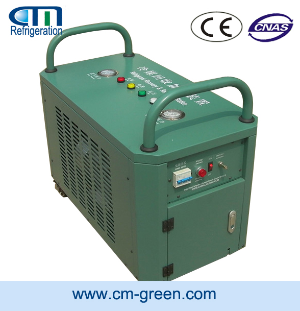 r22 refrigerant recovery unit on site maintenance of hvac/r products