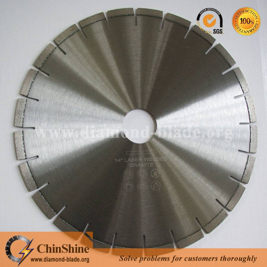 good quality 400mm saw blade laser welded
