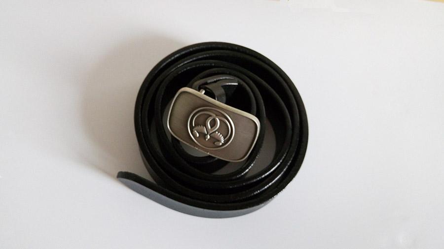 Belt Buckle with Belt