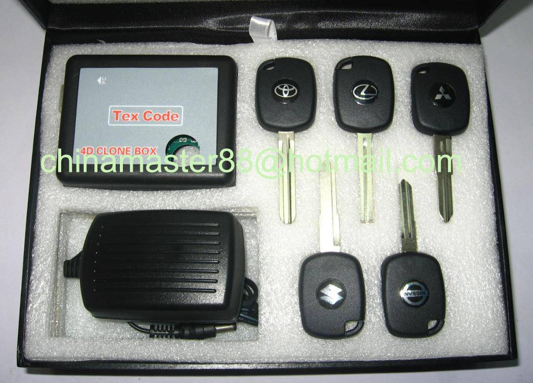Texas 4D Key Clone King - Shenzhen Master Automobile Tech  Co ,Ltd