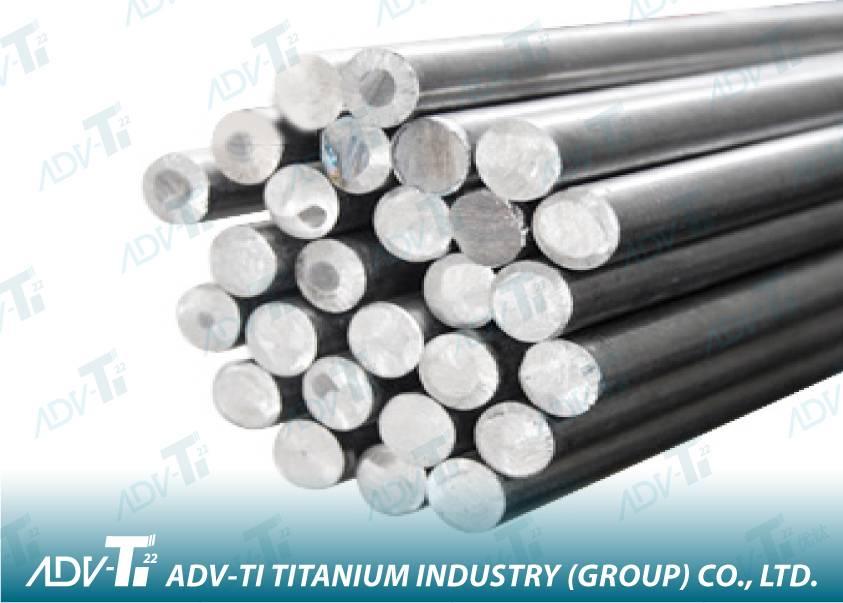 Titanium seamless tube for heat exchanger