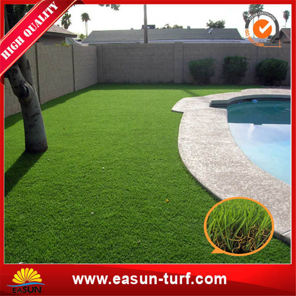 PE materiallandscape synthetic grass turf-ML