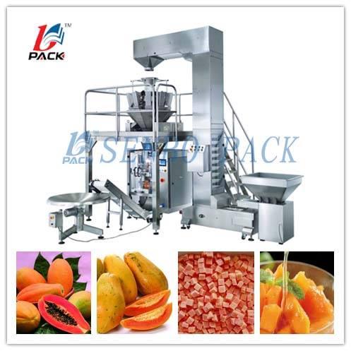 Frozen Papaya Packing Machine