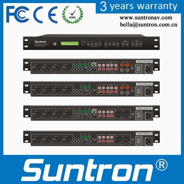 SUNTRON MDA Series Programmable Multimedia Central Controller