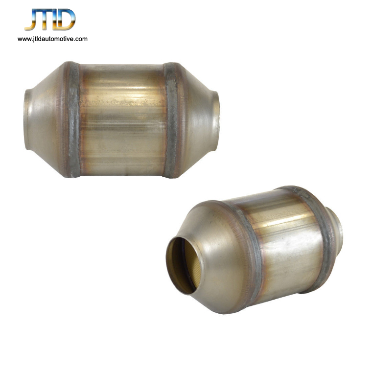 high Performance Package Height 4 INCH Universal Catalytic Converter