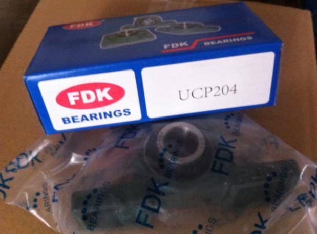 supply UCP204 High quality FDK brand Pillow Block Bearings