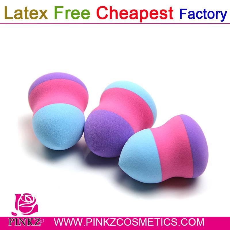 Water Drop Makeup Sponge Blender Latex Free Cosmetic Puff