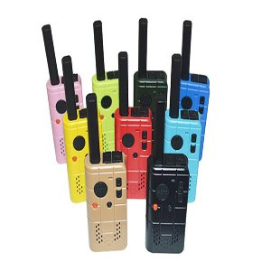 Coloful Mini Kids Walkie Talkie TC-MN01
