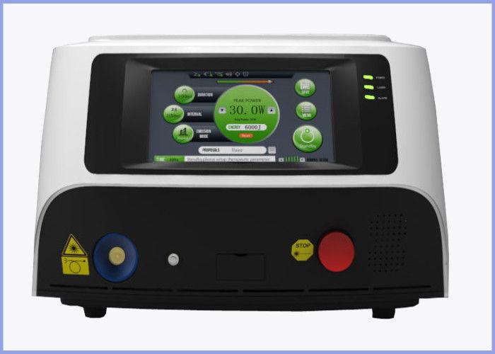 Safe 980nm Hemorrhoid Treatment Laser Machine for Remove Piles Surgery