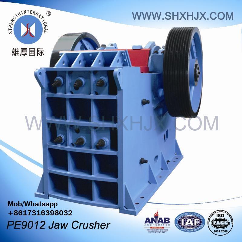 Mining Equipment Ore Stone Jaw Crusher