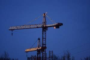 Tower Crane (QTZ40/50) max load 4t-minglongmachinery@gmail.com