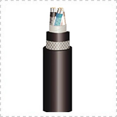 XLPE insulation marine power cable