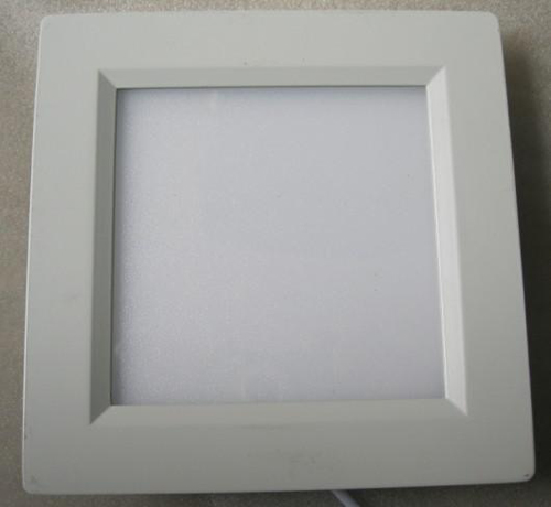 extreme thin square 8W LED downlight